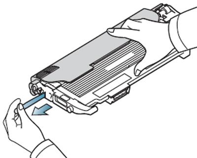 [삼성전자서비스] 복합기(CLX-3180K), 토너 카트리지 교체 문의입니다.[질문과 답변]