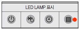 LED 램프 표시 이미지