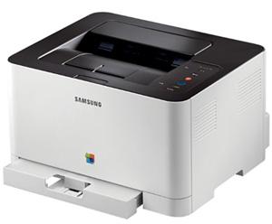 컬러레이저프린터인 SL-C430 모델 이미지