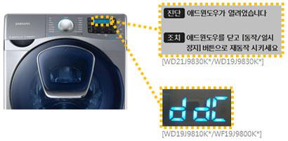 mono lcd 타입과 mono led 타입 이미지