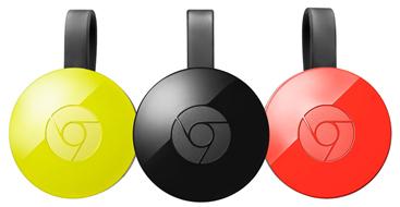 Google Chromecast 기기