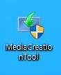 저장한 파일(MediaCreationTool) 더블클릭