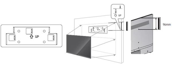 인쇄한 자료를 준비하고 벽걸이설치하는 안내 화면